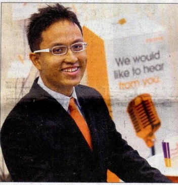 Financial Consultant Helmi Hakim is recruiting…